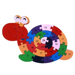 Numbers Letters Puzzles