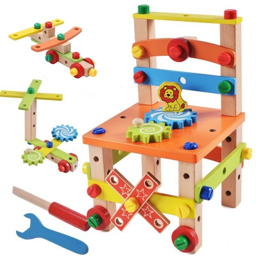 Chair Assembly Toy