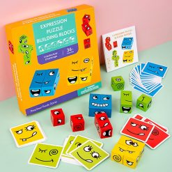 Emotions Puzzle Game