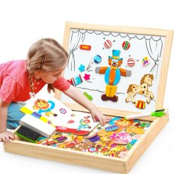 Magnetic Wooden Board