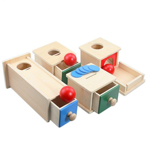 shape puzzles box for toddlers