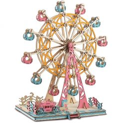 wooden Ferris Wheel Toy